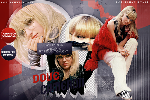 DOVE CAMERON|PACK PNG 08| LESLIE MOONLIGHT by LeslieMoonlight