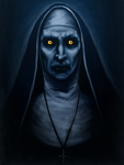 Valak - The Conjuring 2 by SamRAW08