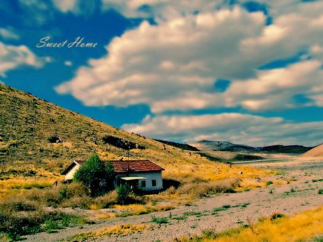 Sweet Home by sinademiral