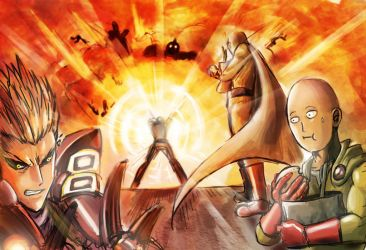 You Tried, Genos by Horoko