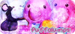 Puffalumps by PinkWoods