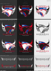 Easy Allies -Red Eagles LogoRevision 2018- Sheet 3 by kevboard