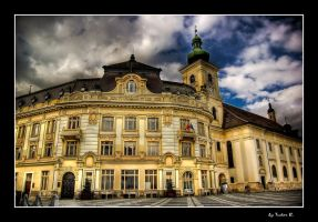 Sibiu town 2 by elthudor