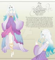 Aline - Character Profile by biancaloran