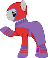 Master of Magnetism by SnowflamePony