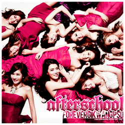 After School PSD by foreverGIKWANG