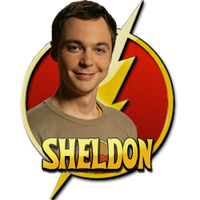 Sheldon Cooper - Avatar 2 by Dead-Standing-Tree
