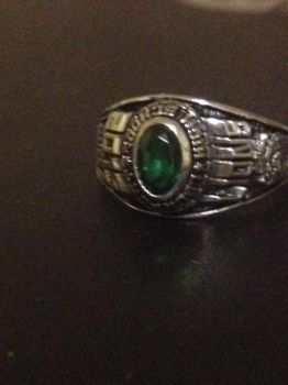 Class ring front by Z101rocks