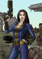 Fallout character (version1) by SteveNoble197