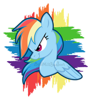 Get Ready For Rainbow Dash! by TheFluffyMonster