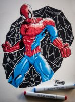 Spider-Man by RHOM13