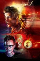 The Flash by jonpinto