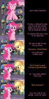Pinkie Pie Says Goodnight: Head Space by MLP-Silver-Quill