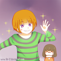 Smile dude by Ani-12