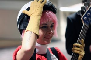 Haruko, FLCL #2 by geekypandaphotobox