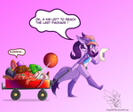 ::Charlie Spam:: Sweet Quest by DragonHF