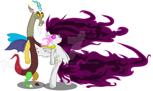 Student of Chaos (reformed Discord) by Longdayart