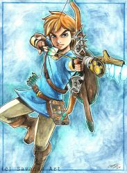 Link by SavanasArt