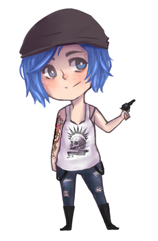 CHLOE PRICE by PukaaParanoid