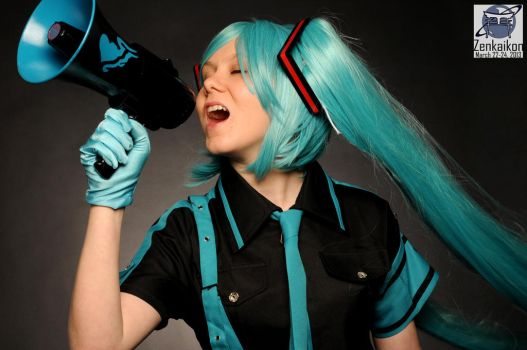 Vocaloid I by DROOphotographer