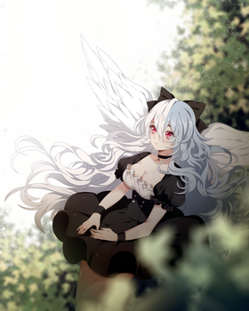 little angel by yeorre