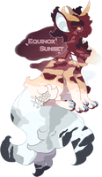 {Auction} - Equinox Sunset (Closed) by X88B8