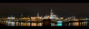 old city Dresden by stg123