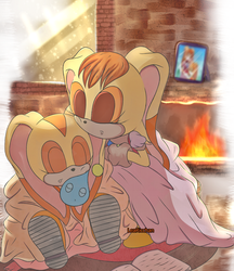 Warmth by LeaRicchan
