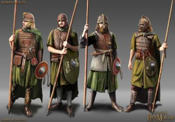Rise of Mordor: Rohan Scouts by RobbieMcSweeney