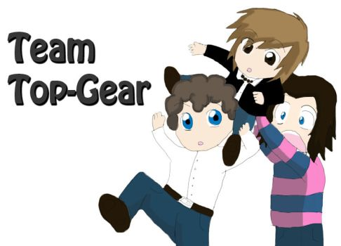 Team Top Gear by Anime-Reality