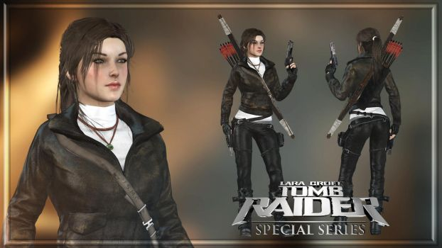 Tomb Raider: Special Series - Aviator Outfit by Shyngyskhan