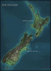 New Zealand by atlas-v7x