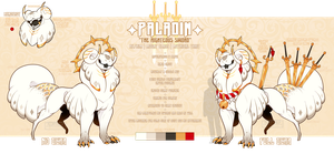 The Righteous Sword, Paladin! [Ref] by FluffyNap