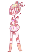 Lollipop Girl adopt!CLOSED by hanecco