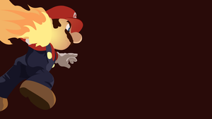 Mario Smash Brothers wallpaper by Browniehooves