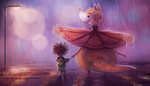 Daily Painting 725# - Color Script by Cryptid-Creations