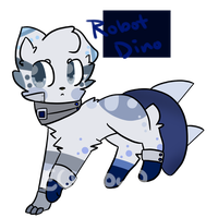[CLOSED] Robotic Dino Dog 1 Point SB Auction by echysenpai