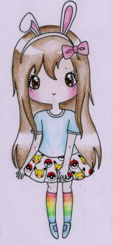:C: Bunny333501 by Bee-chii