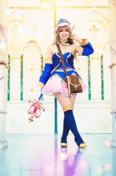 Atelier Meruru 'Totori' Cosplay by Ara-Grey