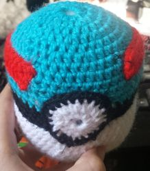 Pokemon Superball by spebele