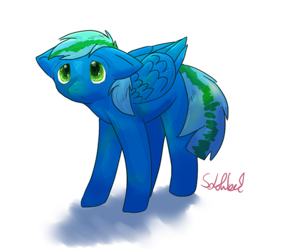 Little Starjax by MjaxNBlaussi