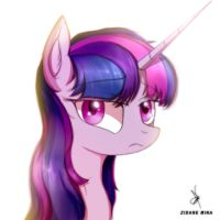 Twilight Sparkle - Pony Quickie by ZidaneMina