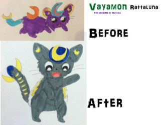 Vayamon development- Rattaluna by Sia-the-Mawile