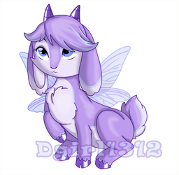 Faerie Ixi by Agirl3003