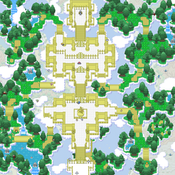 Arceus Realm in Heaven by Phyromatical