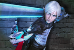 COSPLAY - Fenris IV by marinecosplaybr