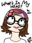Contest: What's In My Head?! by princess--magician