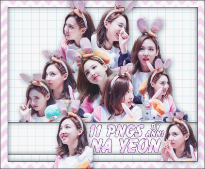 150117 Pack PNG NaYeon by ANNRV