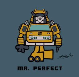 6. Mr. Perfect by hiredhand