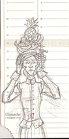 Granny Weatherwax's new hat by zoccu